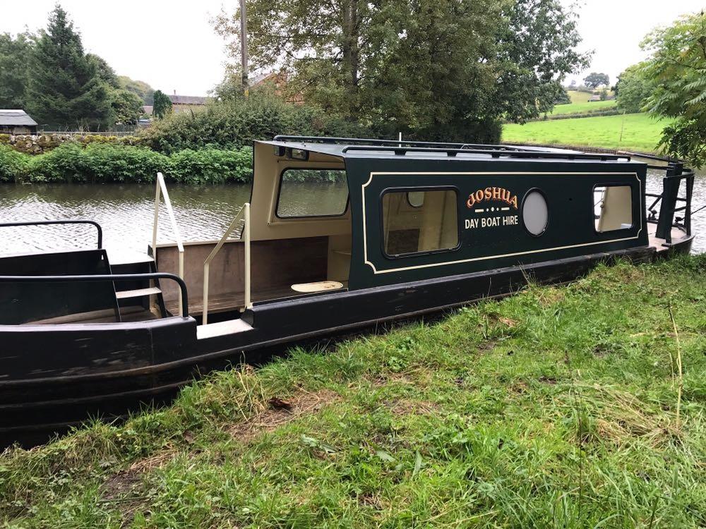 Joshua moored
