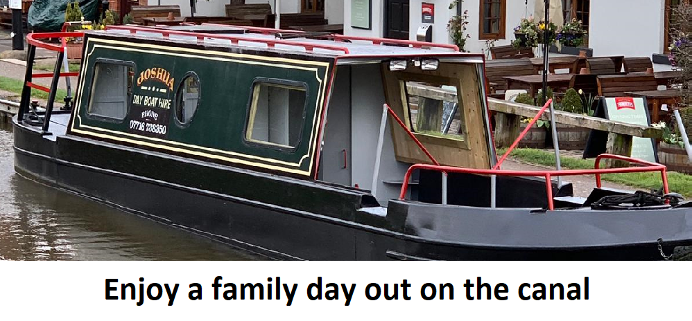 Joshua Day Boat Hire